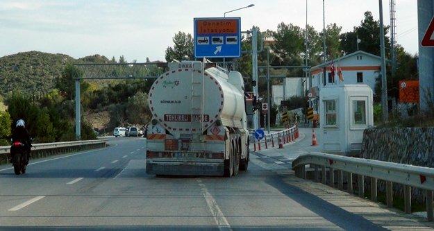 Denetimden kaçan kamyonlar tehlike saçtı!