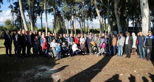 Emniyet Müdürü'nden Engelliler Haftası'na özel buluşma
