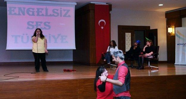 'Engelsiz Ses Türkiye'ye yoğun ilgi