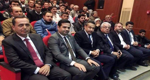Gazipaşa'da CHP'liler belediye başkan adayını seçti