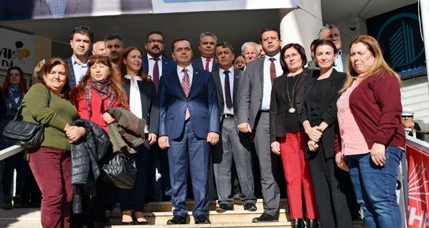 İl Başkanı Kumbul 'Gazipaşa'yı kazanacağız'