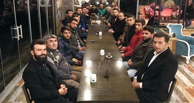 İYİ Gençlik  Mahmutlar'da toplandı
