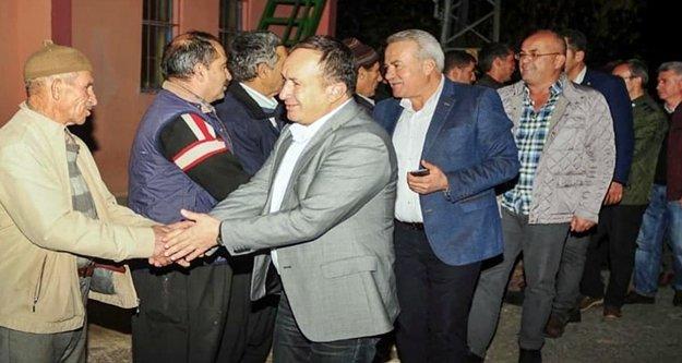 İYİ Parti Konaklı'daydı