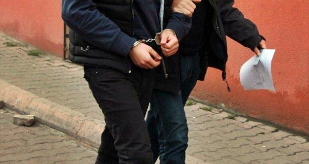 Kıyafet hırsızlarına polis baskını