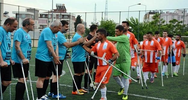 Kuluöztürk,'Engelli vatandaşlarımızı bir gün değil her gün hatırlayalım'