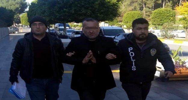 Kurban bağışı dolandırıcısının sonu Alanya Cezaevi!