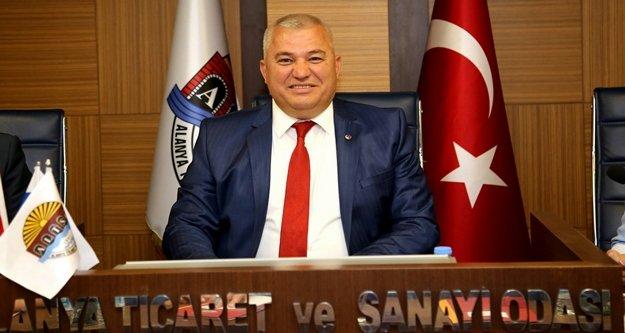 Mehmet Şahin'e diplomatik görev