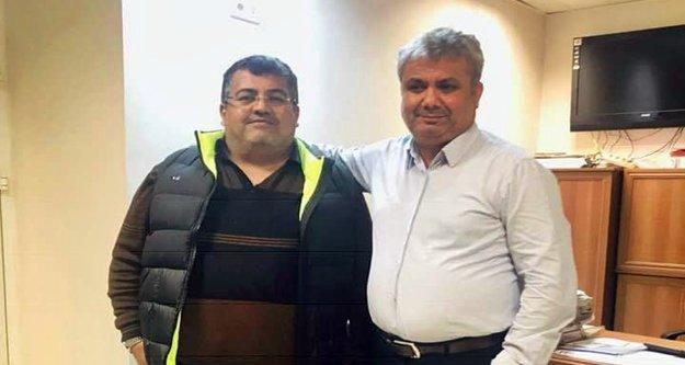 MHP'li Öztürk Basar'ı ziyaret etti