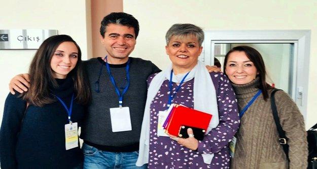 Özgün Kardelen Dileksi Kongresi'nde