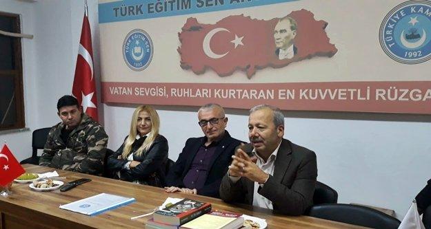 Peker 'Türk milletini Doğu Türkistan davasına sahip çıkmaya davet ediyoruz'