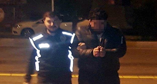 Uyuşturucu taciri tutuklanarak Alanya#039;ya gönderildi