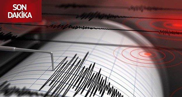 Son dakika! Antalya'da deprem