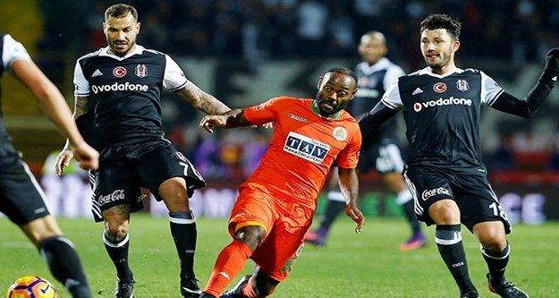 Temsilcimiz Alanyaspor Beşiktaş'ı ağırlayacak