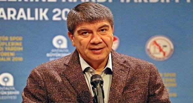 Türel 'Antalya 2019'da da yükselişini sürdürecek'