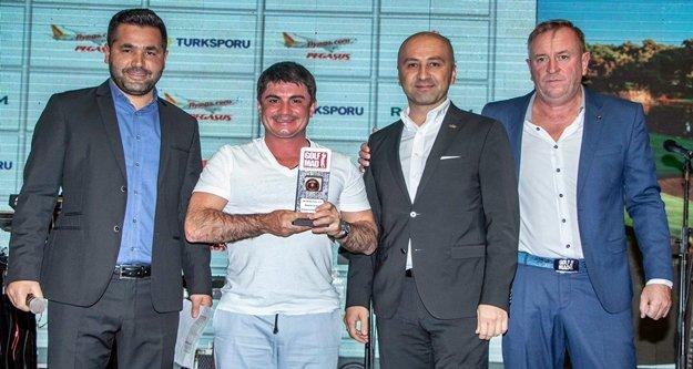 Uluslar arası turnuvayı Rozadilla kazandı