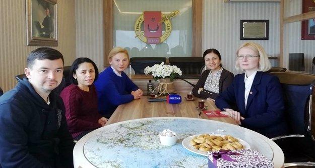 AGC'ye Rusya'dan...