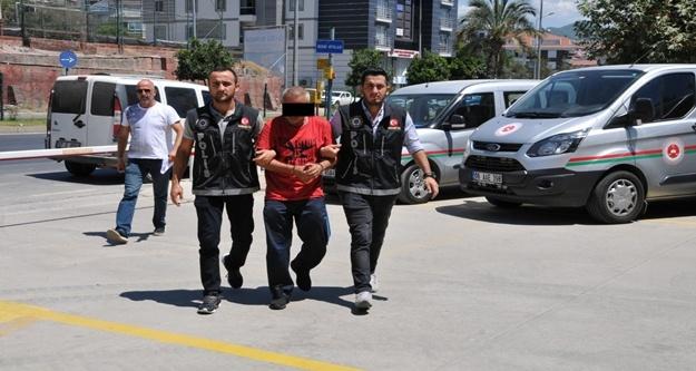 Alanya'da uyuşturucu satıcısına ceza yağdı!