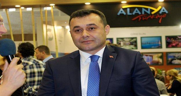 Alanya turizminin nabzı İstanbul'da atacak