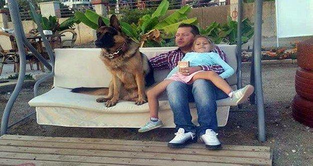 Alanyalı iş adamının kayıp köpeği bulundu