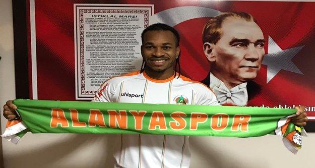 Alanyaspor'un son transferi bakın kim oldu?