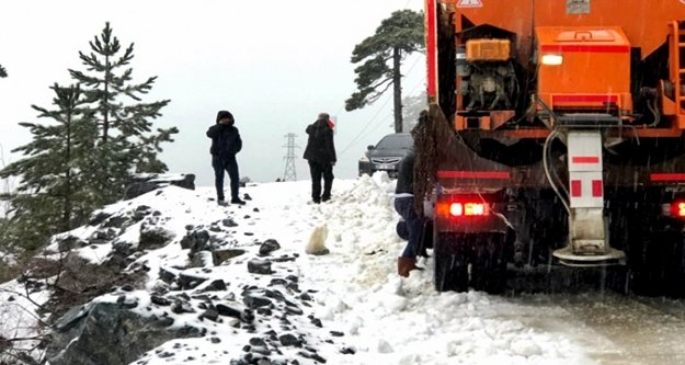 Meteoroloji'den Alanya'ya kar uyarısı!