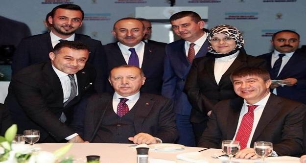 Türkdoğan'dan Alanyalı seçmene destek çağrısı