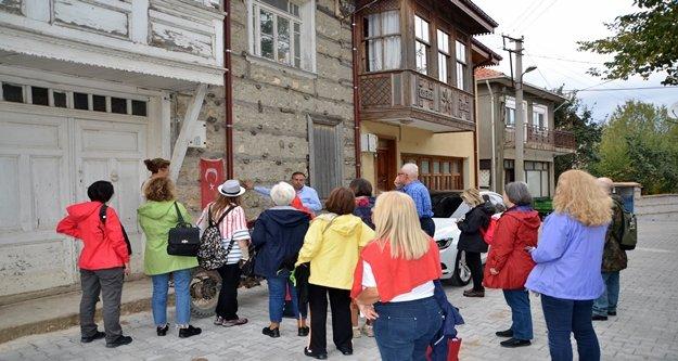 Yabancı turist sayısı yüzde 62 arttı