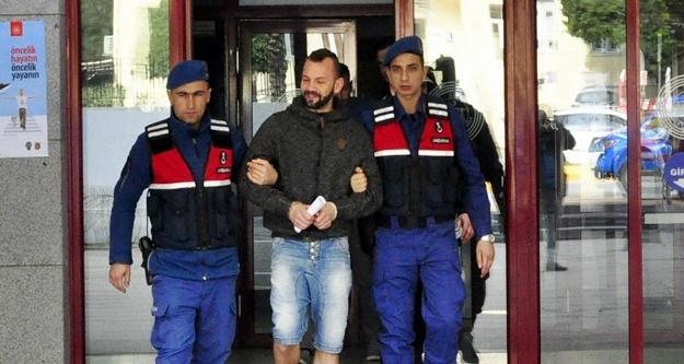 5 yıldızlı otelde hırsızlık yapan Alman yakalandı