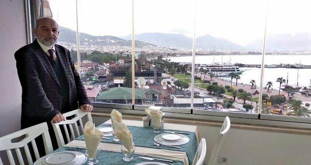 AGC Medya Restoran yeniden faaliyette