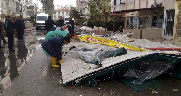 Akdeniz Elektrik'in fırtına alarmı: Tüm izinler iptal edildi!