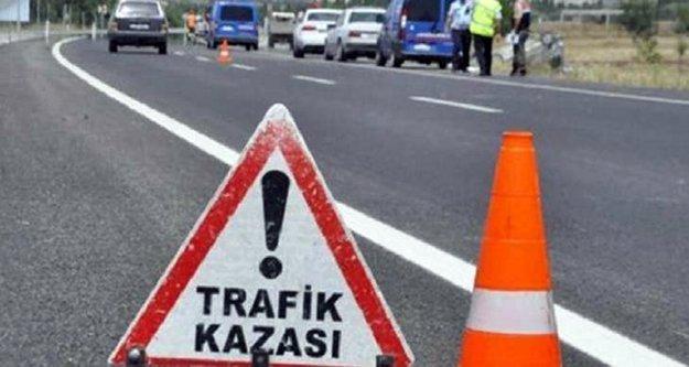 Alanya'da feci kaza: 2'si ağır 5 yaralı var