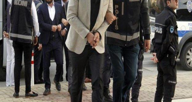 Alanya'da suç örgütüne darbe: 12 gözaltı!