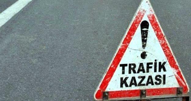 Alanya'da korkutan kaza: 3 kişi yaralandı!