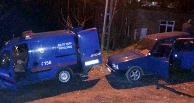 Alanya'da tüp hırsızları polisten kaçamadı!