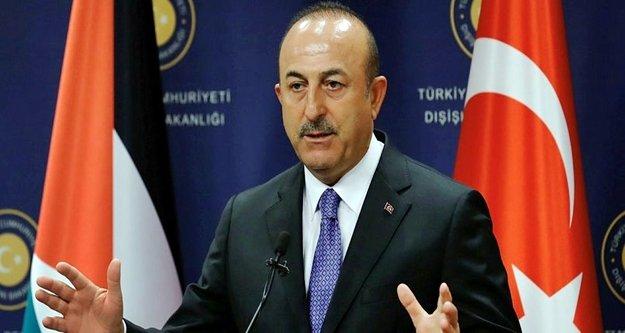Alanyalı Bakan Çavuşoğlu'ndan gündeme ilişkin çarpıcı açıklamalar