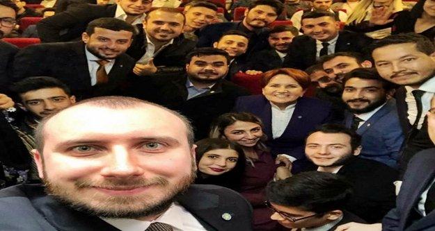 Alanyalı İYİ Gençlik Akşener'den tam not aldı