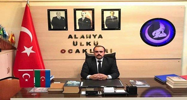 Alanya'nın yeni ocak başkanından ilk açıklama