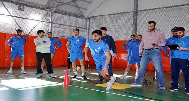 ALKÜ'da bir ilk daha: Sporda test merkezi olacak