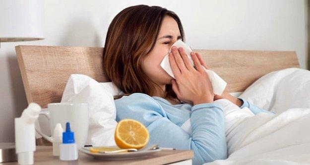 Dikkat! Grip deyip geçmeyin