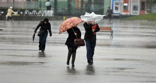 Dikkat! Meteoroloji'den şiddetli yağış ve kar uyarısı geldi