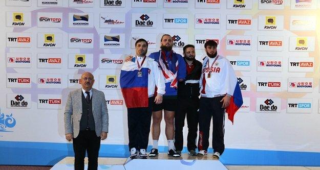 Dünya Para-Tekvando Şampiyonası başladı