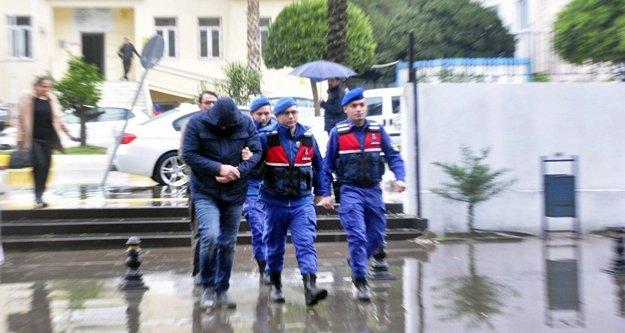Jandarmadan ortak uyuşturucu operasyonu: 2 kişi tutuklandı