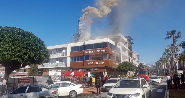 Mangal ateşi az daha can alıyordu: 3 işçi yaralandı