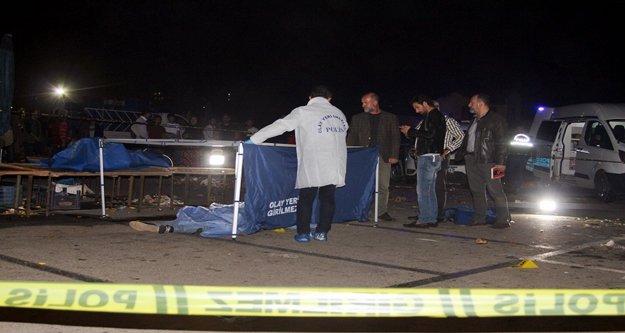 Pazar yeri cinayetinde sıcak gelişme: 2 kişi tutuklandı