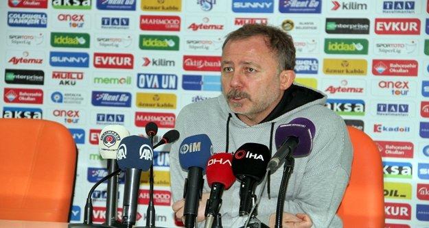 Sergen Yalçın'dan Kasımpaşa maçı yorumu