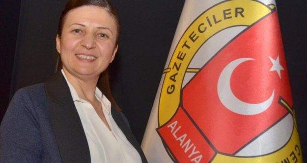 AGC Başkanı Coşkun'dan 8 Mart mesajı