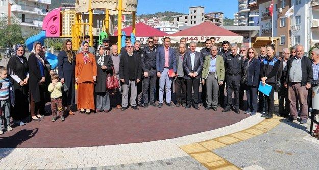Fığla Mahallesi'nde huzur için toplandılar