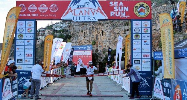Alanya'da Ultra Maraton heyecanı