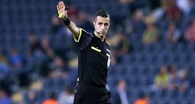 Alanyaspor Erzurum maçının hakemi belli oldu