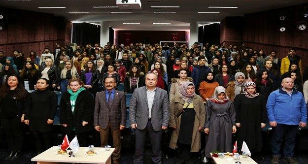ALKÜ'de kadınlara özel seminer